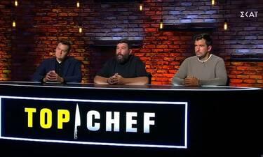 Top Chef: Οι τρεις αρχηγοί και ο πρώτος υποψήφιος προς αποχώρηση
