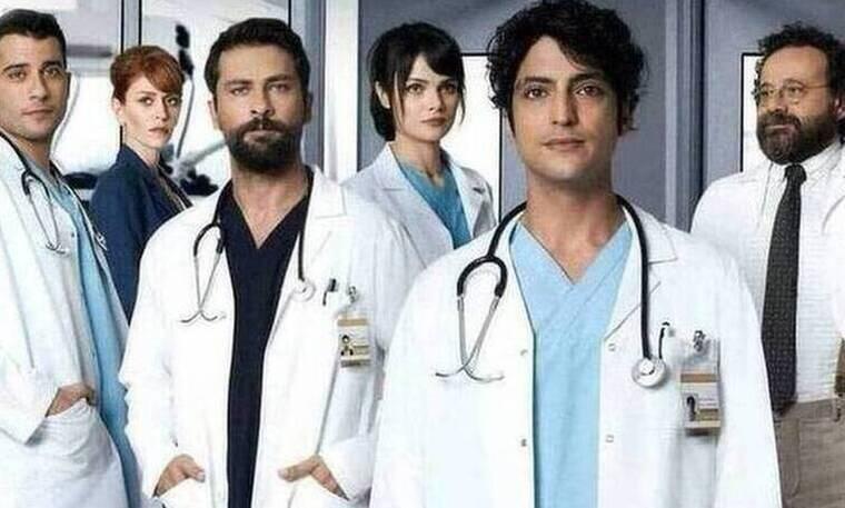 Ο Γιατρός: Ο Φέρμαν ανακοινώνει στον Αλί ότι εγκαταλείπει το νοσοκομείο