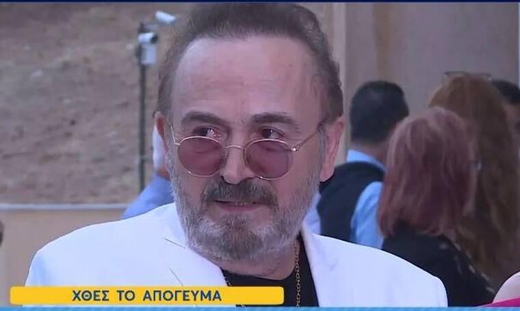 Σταμάτης Γονίδης: Βάφτισε την κόρη του - Τα πρώτα στιγμιότυπα και δηλώσεις στην εκπομπή της Μελέτη