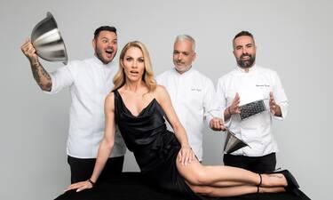 Πρεμιέρα απόψε για το Game Of Chefs με την Ντορέττα Παπαδημητρίου
