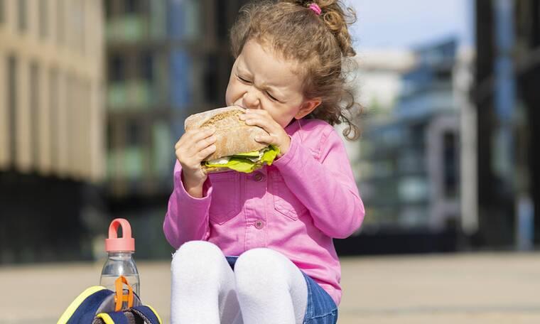 Πέντε υγιεινές και εύκολες συνταγές για σνακ των παιδιών