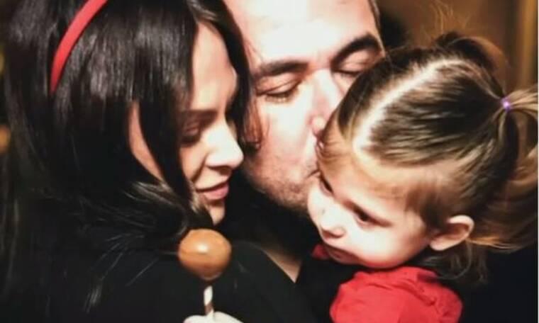 Μπόσνιακ - Ρέμος: H υπέροχη φώτο της κόρης τους καθώς πηγαίνει στο σχολείο