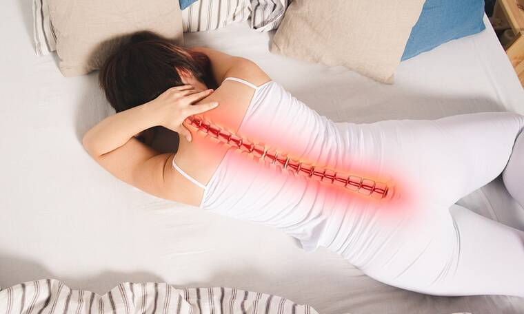 Σπονδυλοαρθρίτιδες: Πώς θα καταπραΰνετε τα συμπτώματα (εικόνες)
