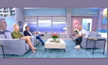 Το πρωινό: Η ερώτηση Ρόκκου σε Σκορδά – Λιάγκα για τον χωρισμό τους και η απάντηση on air!