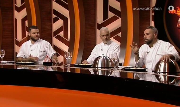 Game of Chefs: Έξαλλοι οι κριτές: «Έχεις έπαρση και ο χαρακτήρας σου θέλει διόρθωση»