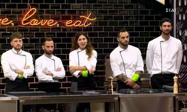 Top Chef: Με την πλάτη στον τοίχο η Πράσινη Ομάδα