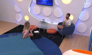 Big Brother: Μαίρη και Ισίδωρος σχολιάζουν τις κλίκες στο σπίτι