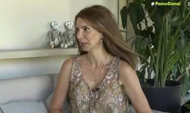 Η Μαρίνα Τσιντικίδου εξομολογείται: «Η λάμψη μου δημιούργησε πανικούς και ψυχολογικά προβλήματα»