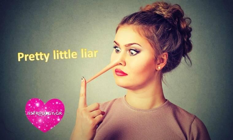 Τα... αθώα ψέματα των ζωδίων
