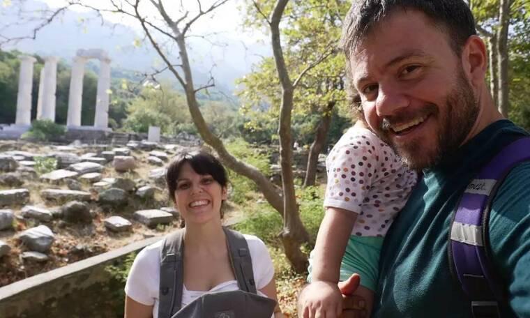 Ηλέκτρα Αστέρη: Η γλυκιά ανάρτηση με την κόρη της και τον Ευτύχη Μπλέτσα