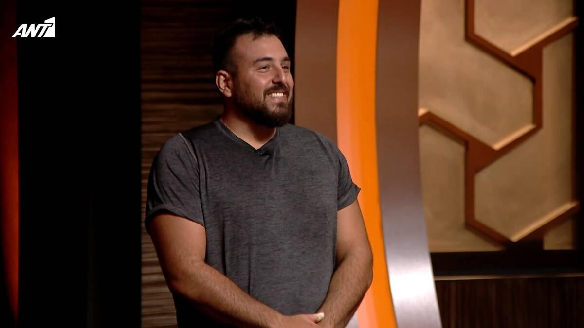 Game of Chefs: Η ιστορία του Δημήτρη με τη δολοφονία του πατέρα του