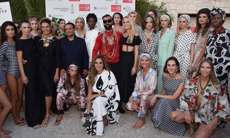 Athens Xclusive Designers Week: Το ξεχωριστό fashion show του Ζούλια με κοσμήματα του Κονδυλάτου!