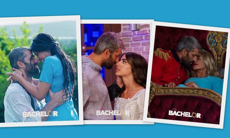 The Bachelor: Βροχή έπεσαν τα φιλιά του Αλέξη στις κοπέλες! Δεν προλάβαινε να πάρει... ανάσα!