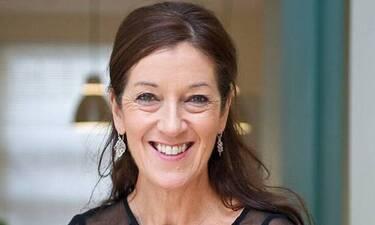 Βικτόρια Χίσλοπ: «Είμαι ενθουσιασμένη που άλλο ένα βιβλίο μου μεταφέρεται στην ελληνική τηλεόραση»