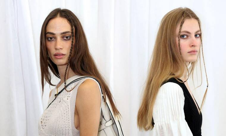 NYFW TRES How To: Έτσι θα αντιγράψεις τις accent braids από το catwalk του οίκου Altuzarra