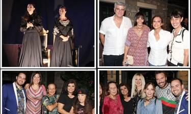 Λαμπερή πρεμιέρα για την παράσταση Αμαλία! Ποιους επώνυμους είδαμε;