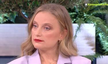 Συγκλονιστική η Δροσάκη στην πρώτη συνέντευξη μετά την καταγγελία κατά του Φιλιππίδη: «Αρρώστησα...»