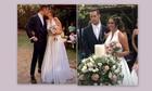 Μάρτζυ Λαζάρου: Ο παραμυθένιος χορός, το τρυφερό φιλί και η απίθανη φωτογραφία με το μωρό τους