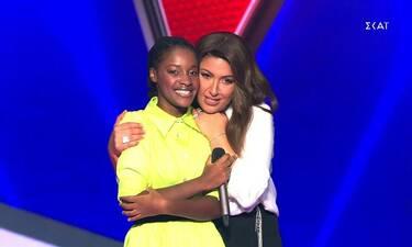The Voice: Η Ναταλία από τη Νιγηρία που συγκίνησε με το story της! Δεν έχει δει ποτέ τον μπαμπά της!