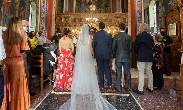 Παντρεύτηκε παρουσιαστής του ΣΚΑΪ στην Ηλεία! Ο ρομαντικός γάμος και το γαμήλιο πάρτι!