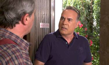Ο Φώτης Σεργουλόπουλος στο gossip-tv: Η επιστροφή στην τηλεόραση, ο Πλάτανος και η συγκίνηση
