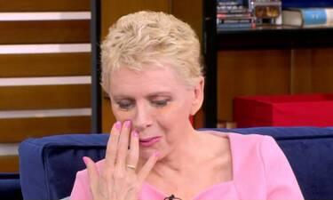 Επίθεση με βιτριόλι: Λύγισε η Έλενα Ακρίτα για την Ιωάννα: «Σταματήστε να το λέτε αυτό…»