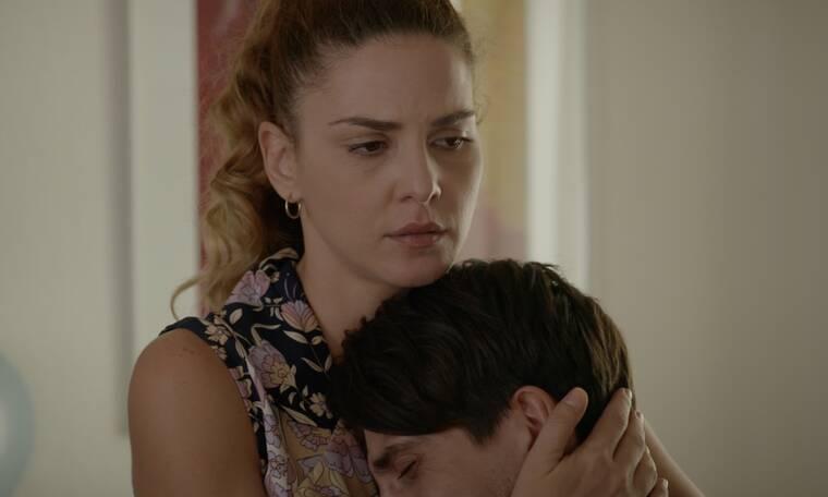 Ήλιος: Ο Δημήτρης ανακαλύπτει κάτι που καθιστά και τον Βασίλη ύποπτο για το φόνο των γονιών του