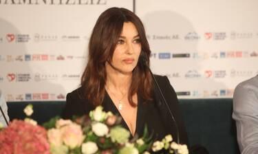 Καλό Μεσημέρακι: Ο Νίκος Μουτσινάς συναντά την Μόνικα Μπελούτσι