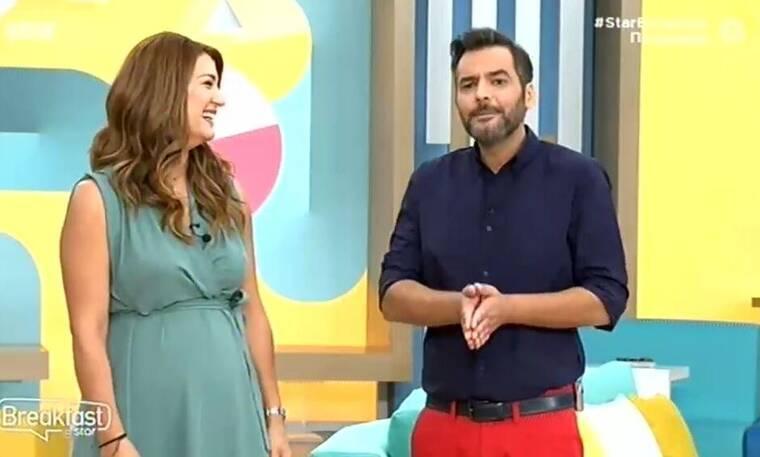 Breakfast at star: Πρεμιέρα για τον Γιώργο Καρτελιά και την Ελίνα Παπίλα - Τα πρώτα λόγια τους
