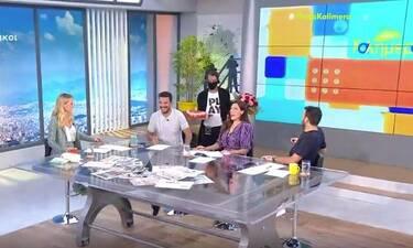 Mega Καλημέρα: Η έκπληξη on air στην Φλορίντα Πετρουτσέλι για τα γενέθλιά της και η αποκάλυψη!