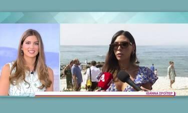 Happy Day: Ιωάννα Μπούκη: Η τηλεοπτική πρόταση, οι κόρες της και η ατάκα της για τον Σρόιτερ!