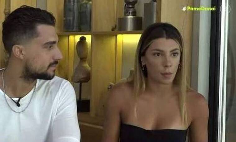 Πάμε Δανάη: Η επική φάρσα του Σάκη στην Μαριαλένα που... φανέρωσε την σχέση τους!