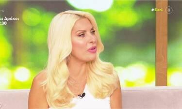 Ελένη:Άφωνοι οι συνεργάτες της με την αποκάλυψή της on air:«Η πρώτη φορά ήταν στην παραλιακή που...»