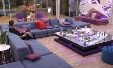 Big Brother: Ο έρωτας της Ανχελίτα και του Πέτσα συνεχίζεται όπως και οι εντάσεις στο σπίτι