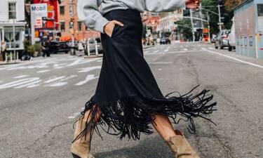 Τα cowboy boots είναι η πιο hot τάση φέτος! Πώς θα τα φορέσεις