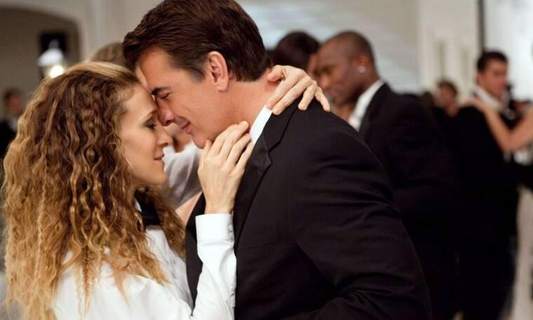 Έχουμε το πρώτο wow φιλί της Carrie με τον Mr. Big από το reboot του Sex and the City