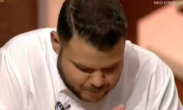 Game of Chefs: Η αμήχανη στιγμή την ώρα της δοκιμασίας! Έφτυσε το φαγητό ο Ανταμ Κοντοβάς