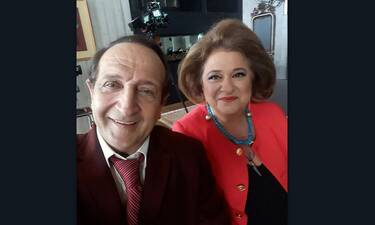 Σπύρος Μπιμπίλας: «Με την αγαπημένη μου Ελισάβετ που τίποτα δεν μπορεί να κλονίσει την φιλία μας»