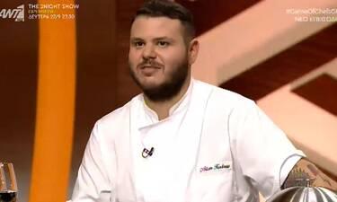 Game of Chefs: Συγκλόνισε ο Άνταμ Κοντοβάς με την αποκάλυψή του: «Είχα ένα σοβαρό τροχαίο ατύχημα»!