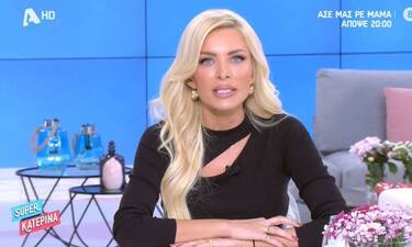Νέα κόντρα στη showbiz; Η Καινούργιου απάντησε στις δηλώσεις της Μαλέσκου και ήταν... καταπέλτης