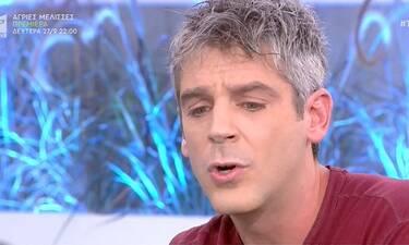 Συγκλονίζει ο Τζωρτζάκης: «Προχώρησε πάρα πολύ η εγκυμοσύνη και στο τέλος γεννήθηκε ένα παιδί νεκρό»