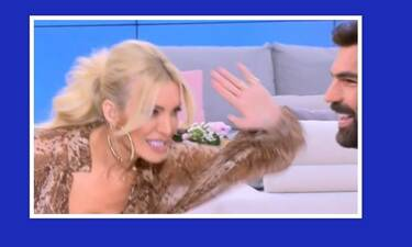 Super Κατερίνα: Η καλεσμένη έκανε on air παράπονα στον Αλεξάνδρου - Τον «μάλωσε» η Καινούργιου