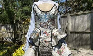 Met Gala 2021: Το φόρεμα που δεν έφτασε ποτέ στο κόκκινο χαλί