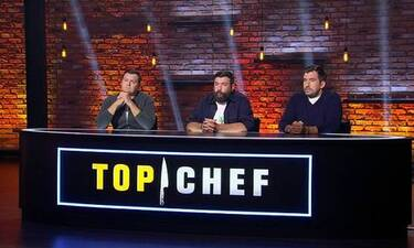 Top Chef: Αυτός ο παίκτης αποχώρησε από το reality μαγειρικής!