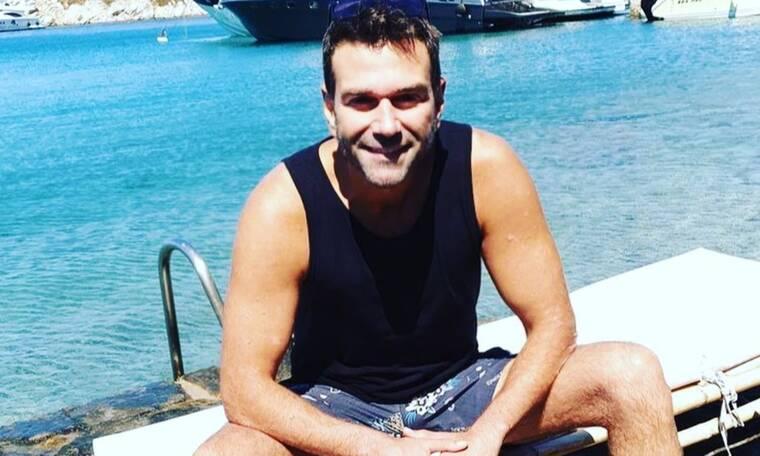 Τάσος Ιορδανίδης: Η τρυφερή αγκαλιά με τη βασίλισσά του, την κόρη του