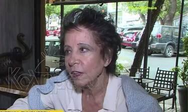 Μίνα Αδαμάκη: «Η ιστορία με τον Πέτρο Φιλιππίδη με κλόνισε πολύ…»