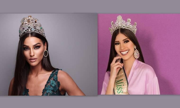Στην Ελλάδα οι εστεμμένες Miss USA 2020 και Miss Venezuela 2020 για τα Εθνικά Καλλιστεία GS HELLAS