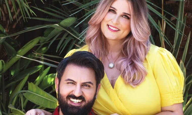 Νικόλιζα-Κωνσταντινίδης: Η δημόσια ερωτική εξομολόγηση και ο χωρισμός μέσα στα 8 χρόνια σχέσης