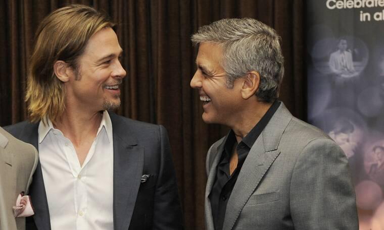 Brad Pitt - George Clooney: Η απόφαση που εκπλήσσει - Συμβαίνει μετά από 13 χρόνια!