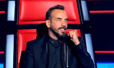 The Voice: Άφωνος ο Μουζουράκης! Για να πάει στην ομάδα του ζήτησε να τραγουδήσει στα... κορεάτικα!
